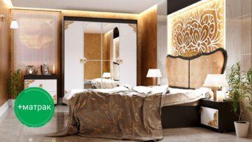 Спален комплект Азра с матрак