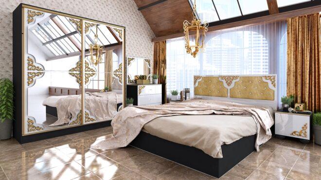 Спален комплект Силиври