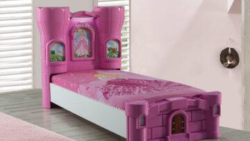 Детско легло - замък