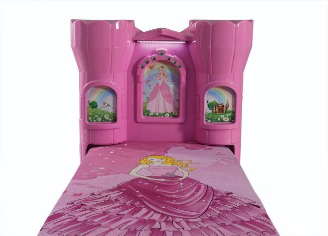 Детско легло - замък_2